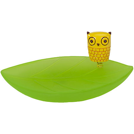 Creative Bath Give A Hoot Soap Dish, One Size , Multiple Colors