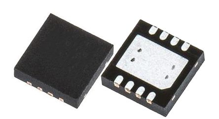 ON Semiconductor Dual N-Channel MOSFET, 29 A, 40 V, 8-Pin DFN  NVMFD5C478NLT1G (1500)