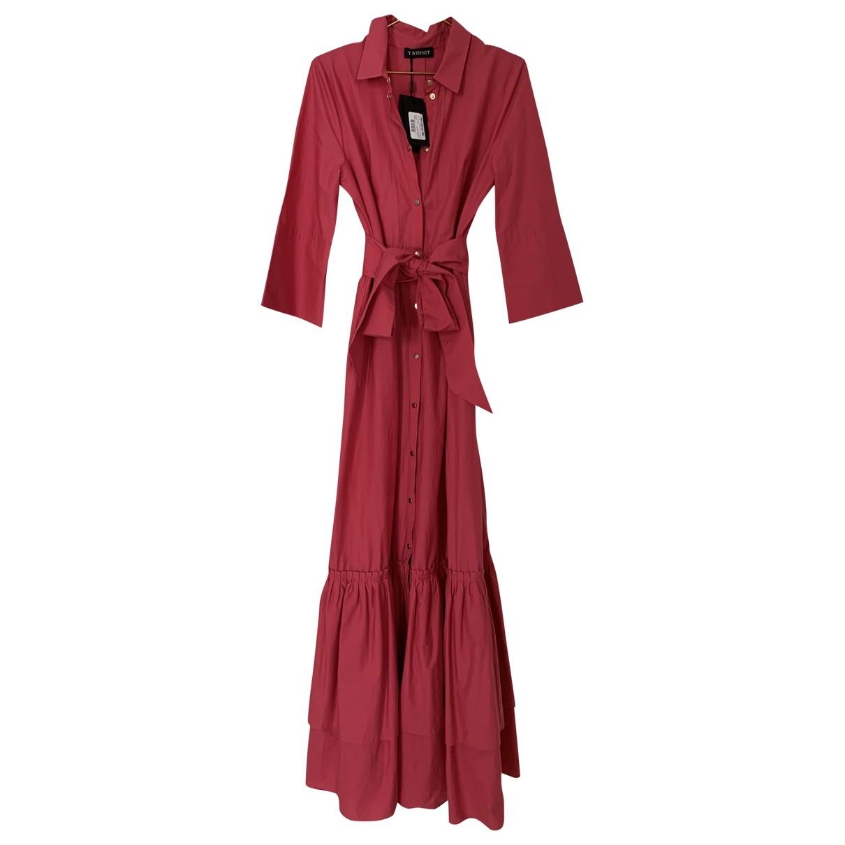 Maxi vestido Twin Set