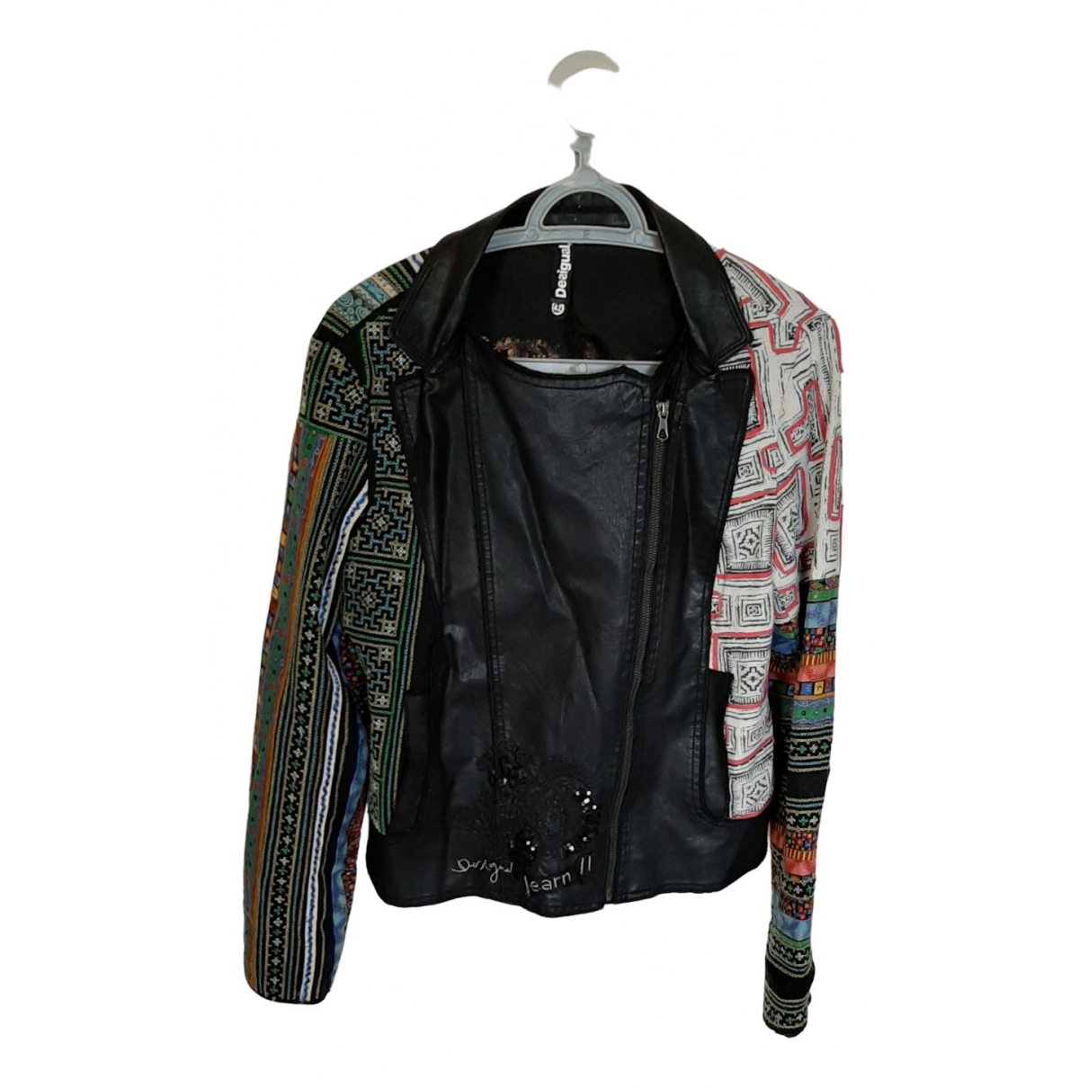 Desigual N Multicolour jacket for Women 42 IT