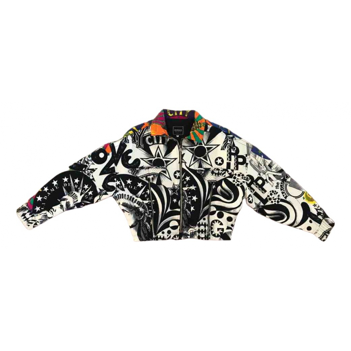 Versace Jeans \N Cotton jacket  for Men XXL International