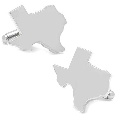 Cufflinks, One Size , Silver