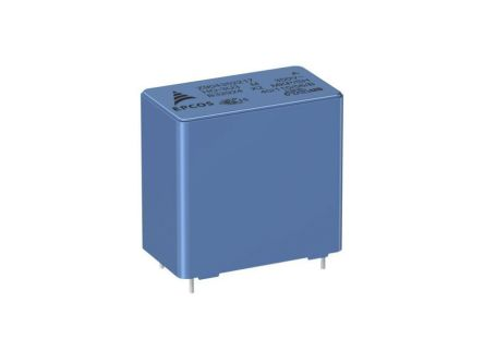 EPCOS 470nF Polypropylene Capacitor PP 305V ac ±10% Tolerance Through Hole B32922C Series (10)