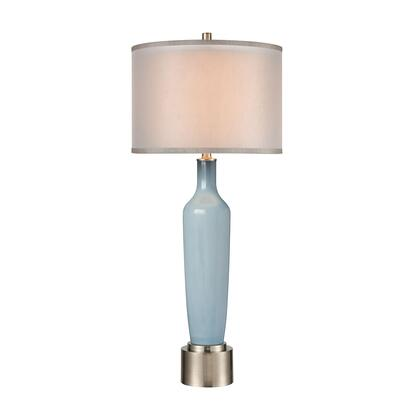 D4238 Latour Table Lamp  In Tarnished