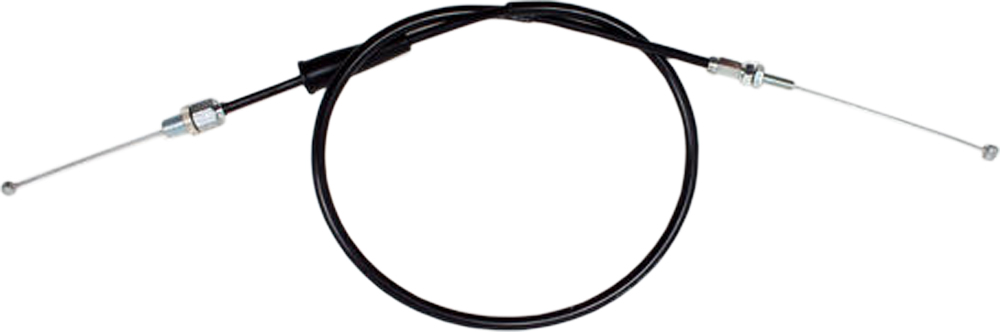 Motion Pro 02-0387 Black Vinyl Throttle Pull Cable 02-0387