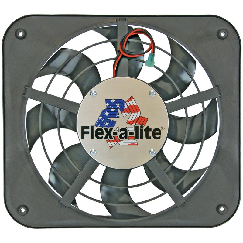 Flex-A-Lite Fan Electric 12
