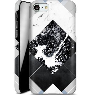 Apple iPhone 8 Smartphone Huelle - Geometric Textures 5 von Mareike Bohmer
