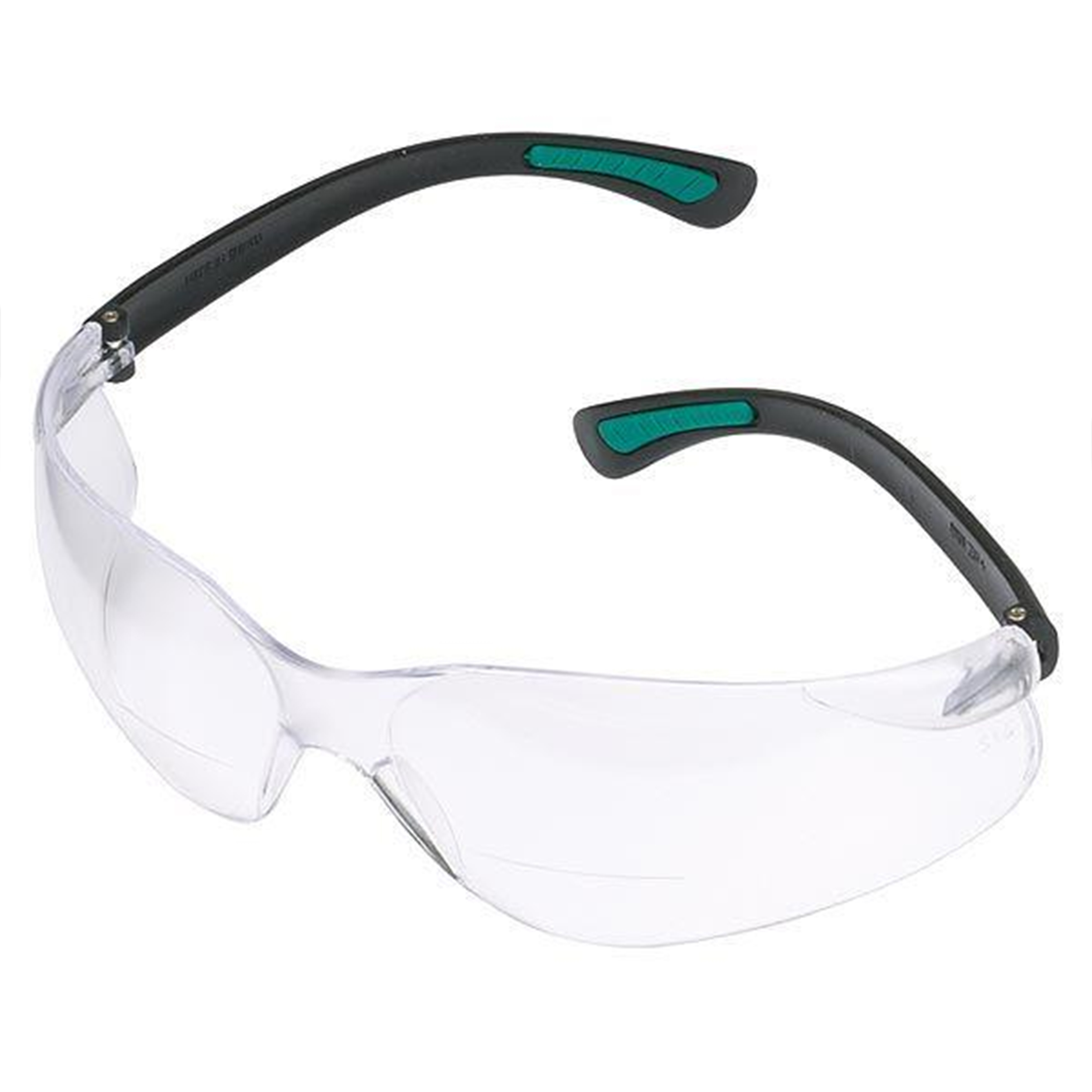 Magnifying Bifocal Safety Glasses 3.0 Diopter