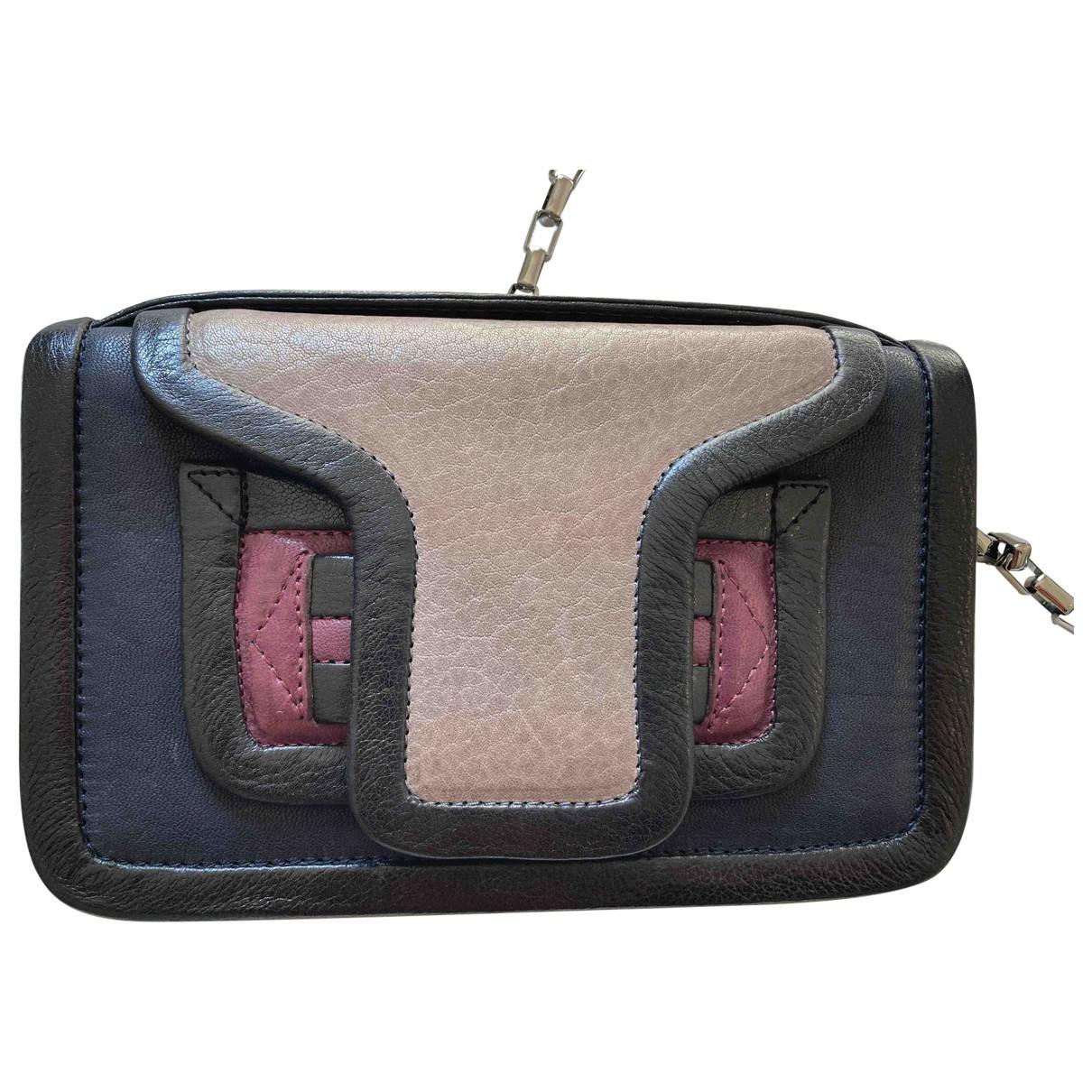 Pierre Hardy N Multicolour Leather handbag for Women N