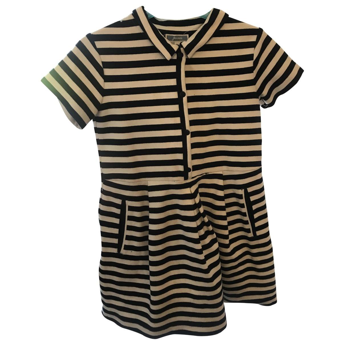 Jacadi \N Kleid in Baumwolle - Elasthan