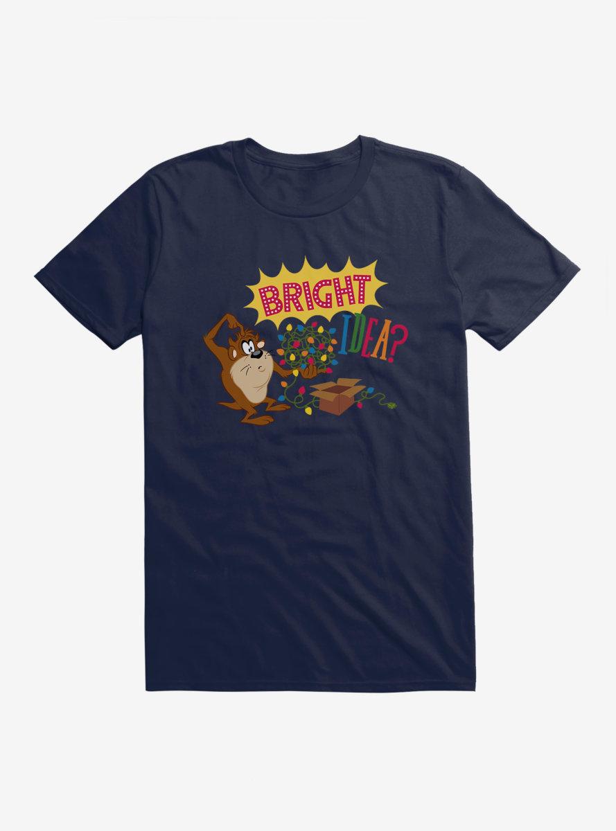 Looney Tunes Holiday Bright Idea T-Shirt
