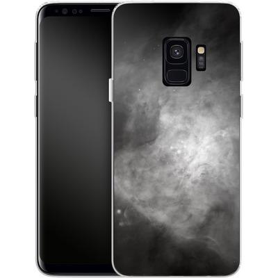 Samsung Galaxy S9 Silikon Handyhuelle - Nebula von caseable Designs