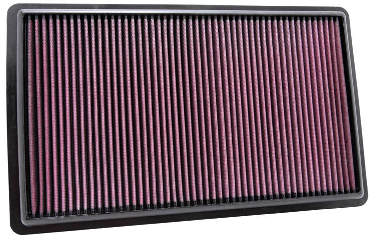 K&N 33-2432 Replacement Air Filter Dodge Viper 8.4L V10