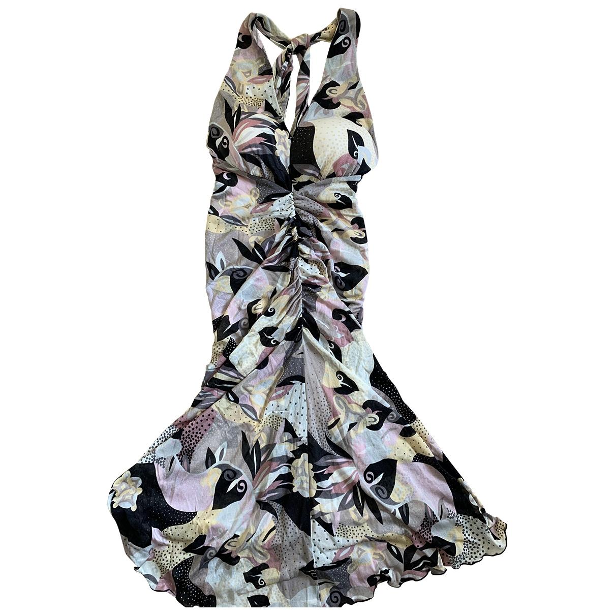 Mini vestido de Seda M Missoni
