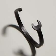 Maenner Armband mit Schraubenschluessel Design