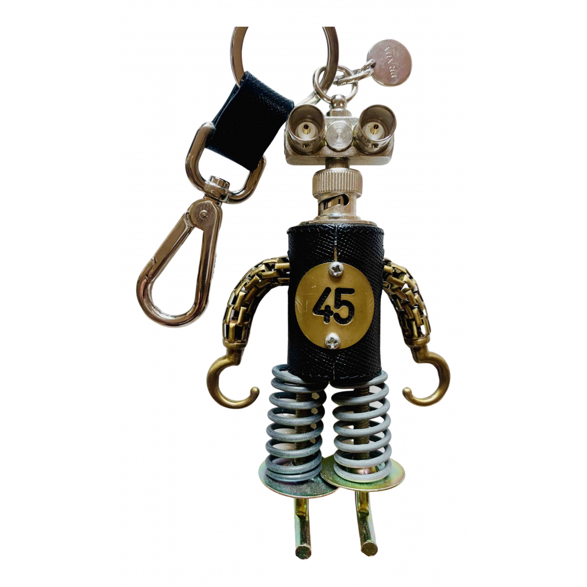 Prada \N Multicolour Metal Bag charms for Women \N