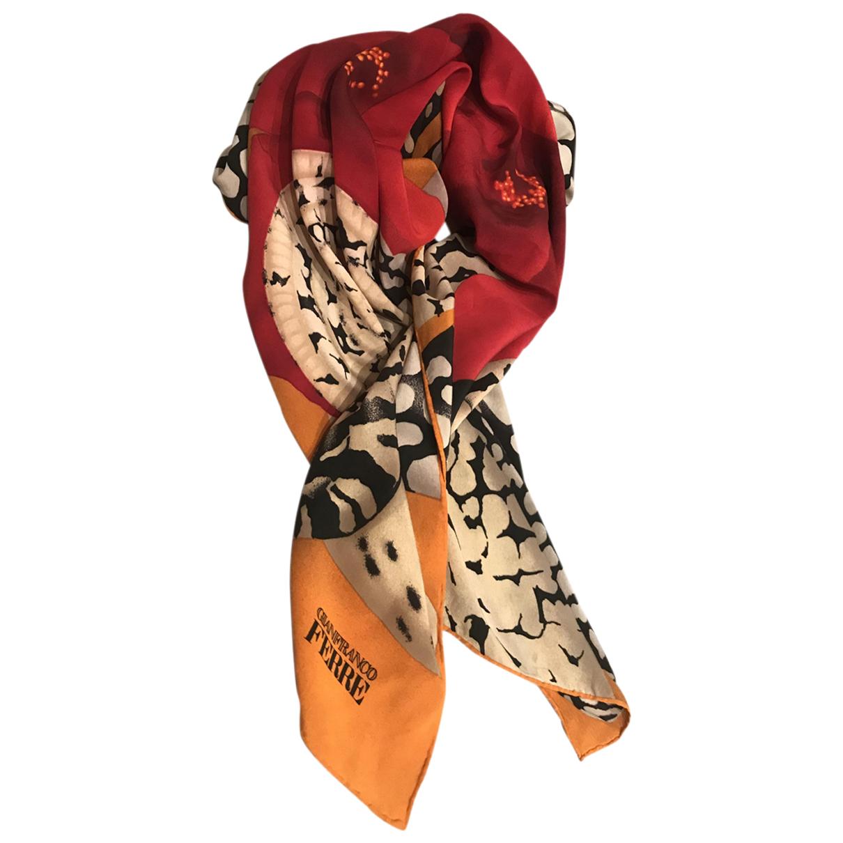 Gianfranco Ferré N Multicolour Silk scarf for Women N