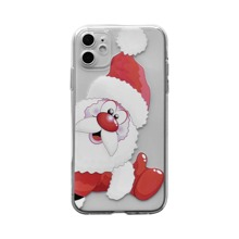 Christmas Print iPhone Case