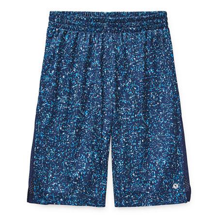 Xersion Little & Big Boys Moisture Wicking Basketball Short, X-small (6-7) , Blue