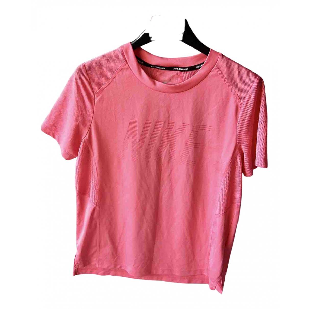 Nike \N Pink  top for Women S International