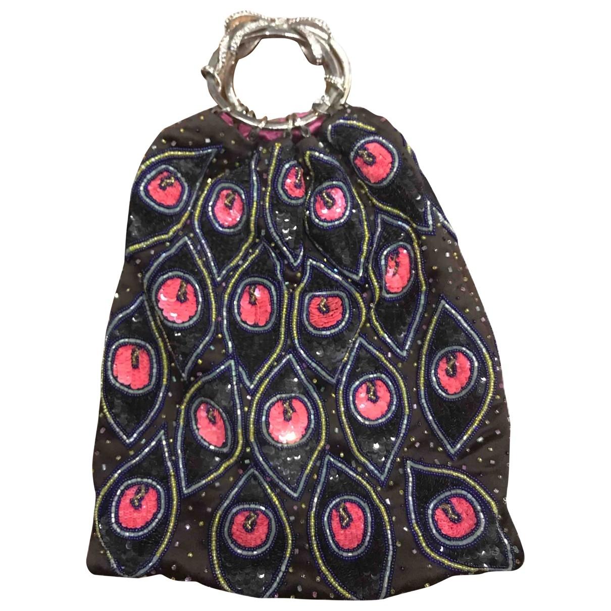 Valentino Garavani - Pochette   pour femme en a paillettes - multicolore