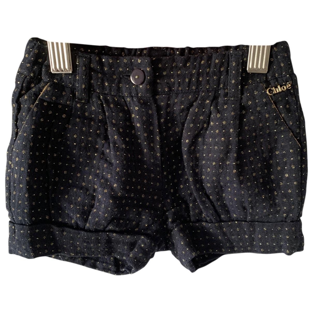 Pantalon corto Chloe