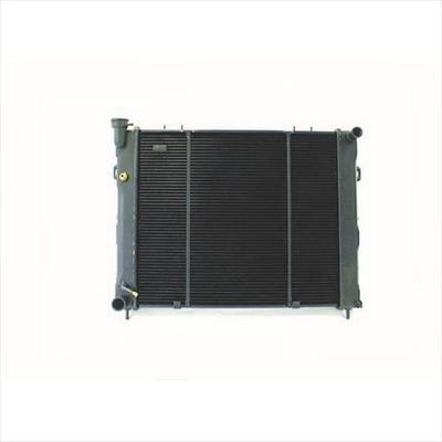 Omix-ADA Replacement 2 Core Radiator for 4.0L 6 Cylinder Engine with Automatic Transmission - 17101.24