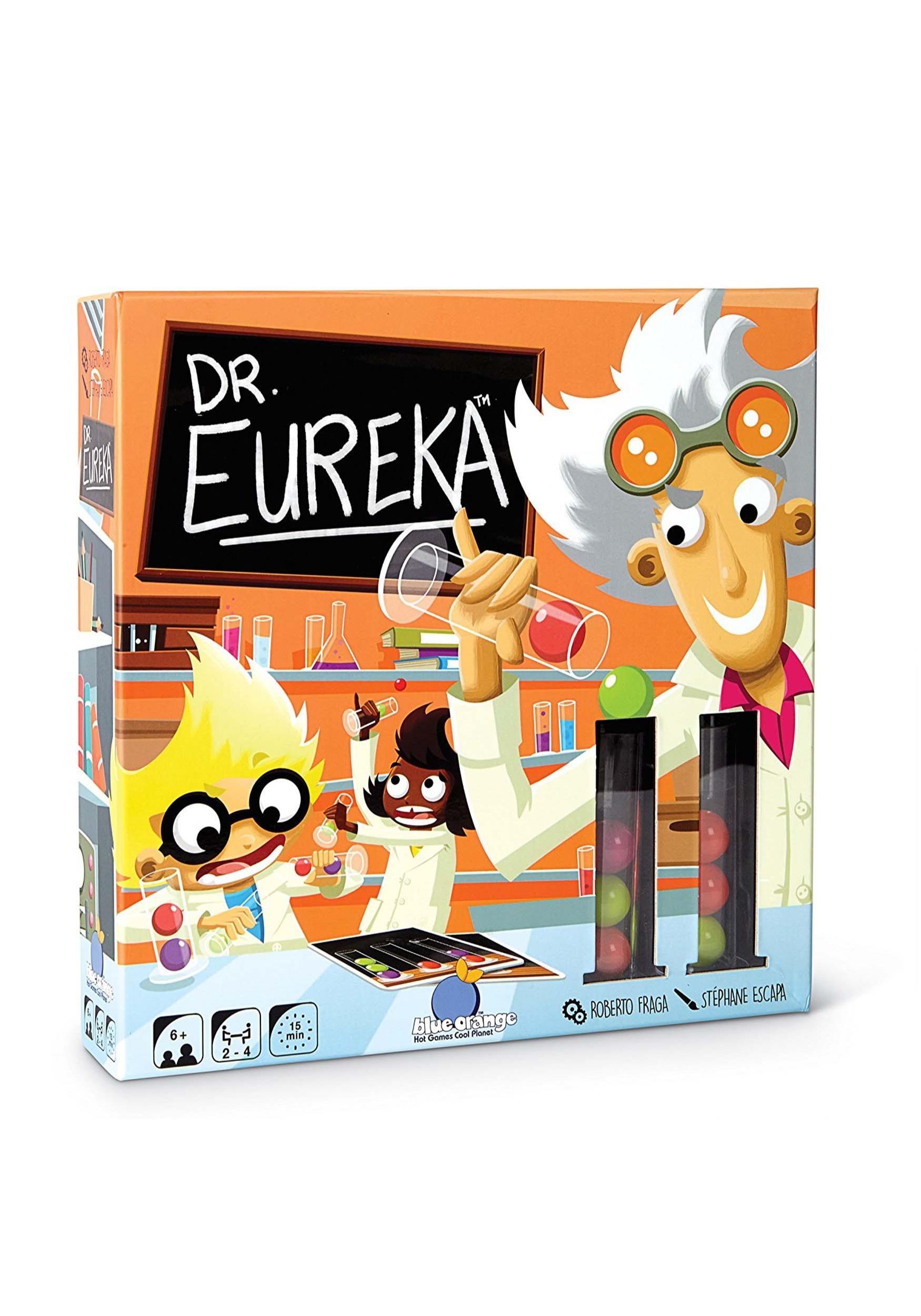 Dr. Eureka Childrens Game