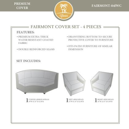 FAIRMONT-04fWC Protective Cover