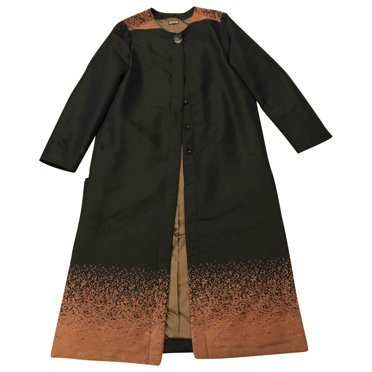 Maliparmi - Manteau   pour femme - noir