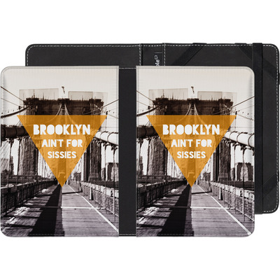 Amazon Kindle Paperwhite 3G eBook Reader Huelle - BKLYN Aint For Sissies von Statements