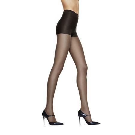 Hanes Silk Reflections Silky Sheer Control-Top Sandalfoot Pantyhose, Cd , No Color Family