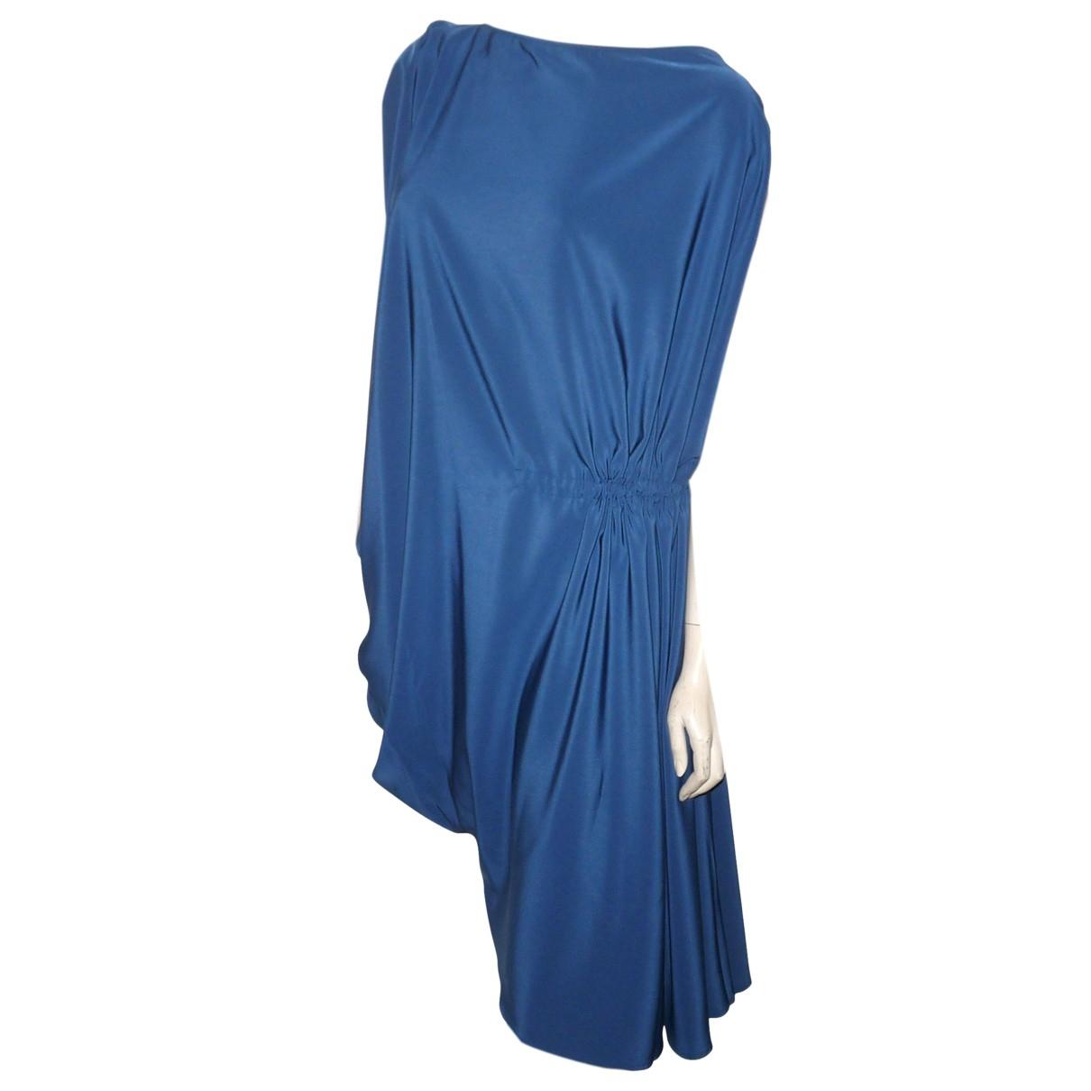 Maison Martin Margiela \N Blue dress for Women 42 FR