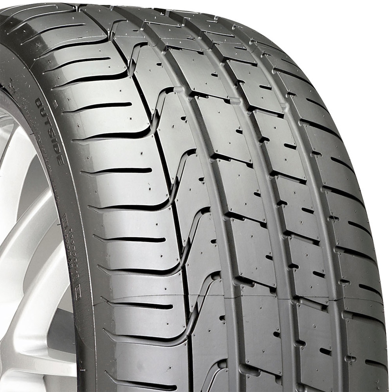 Pirelli 2404300 P Zero Tire 255 /35 R19 96Y XL BSW VM