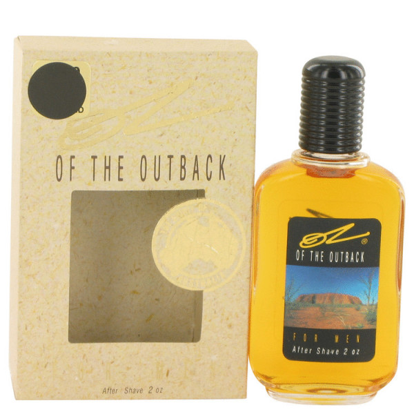 Oz Of The Outback - Knight International Aftershave 60 ml
