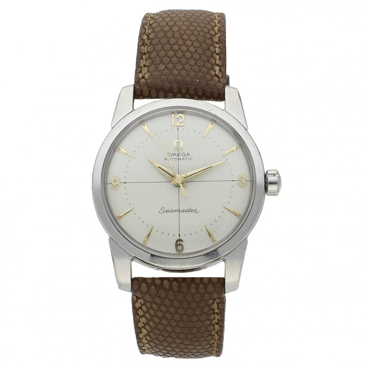 Omega Seamaster Uhr in  Gold Stahl