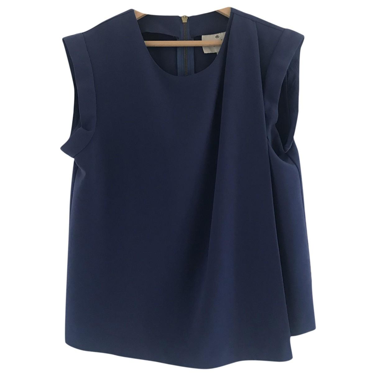 Essentiel Antwerp - Top   pour femme - bleu