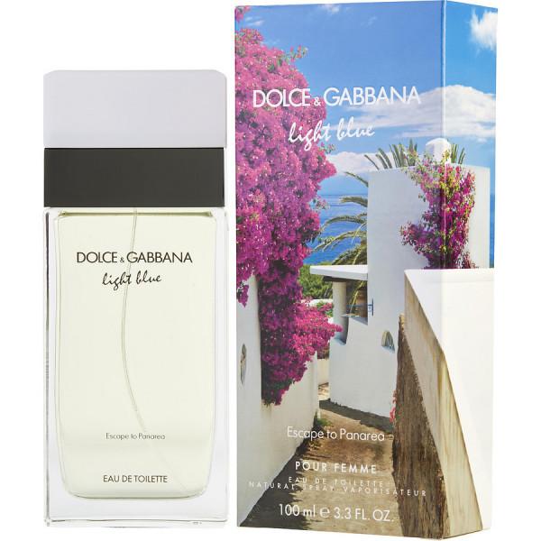 Light Blue Escape To Panarea - Dolce & Gabbana Eau de toilette en espray 100 ML