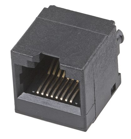 Bel-Stewart , Female Cat4 RJ Socket Module
