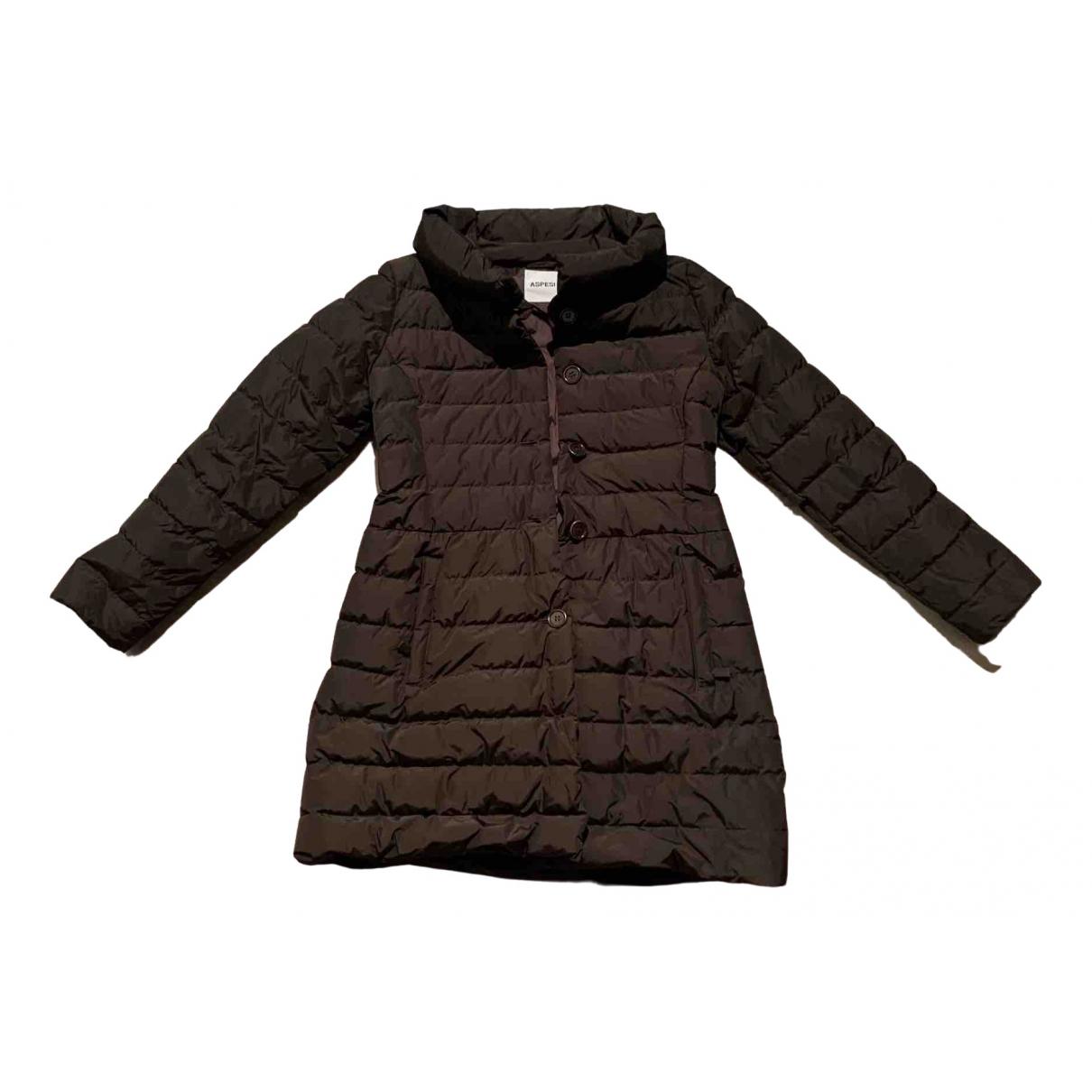 Aspesi - Manteau   pour femme - marron