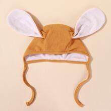 Sombrero de bebe con oreja