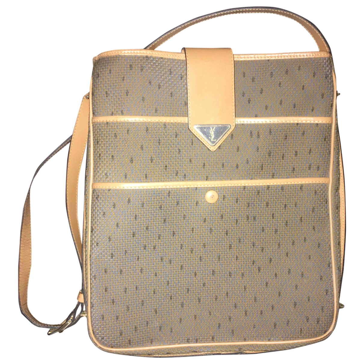 Yves Saint Laurent \N Cloth handbag for Women \N
