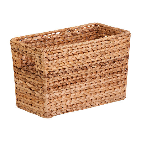 Honey-Can-Do Basket, One Size , Brown