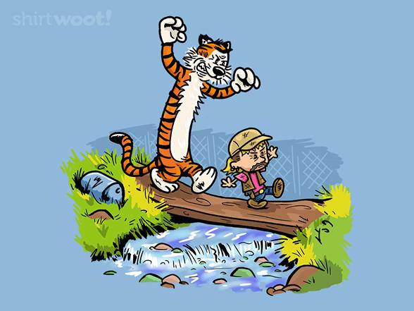 Joe The Tiger King T Shirt