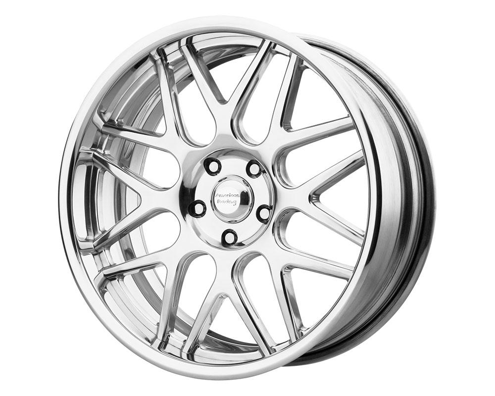 American Racing VN430 Wheel 18x7 Blank +0mm Polished