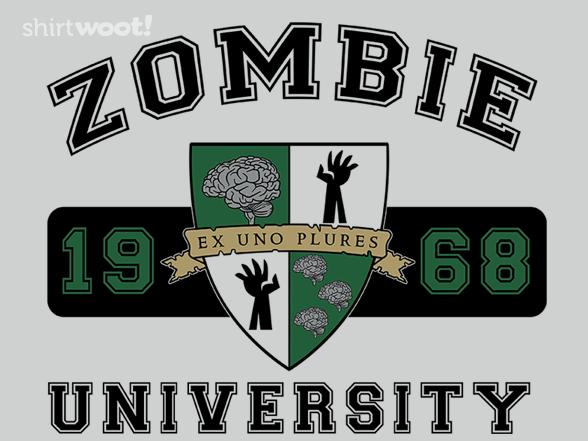 Zombie U T Shirt