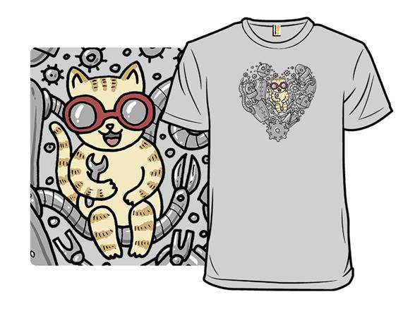 Kitty Creator T Shirt