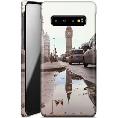 Samsung Galaxy S10 Smartphone Huelle - Double Ben von Ronya Galka