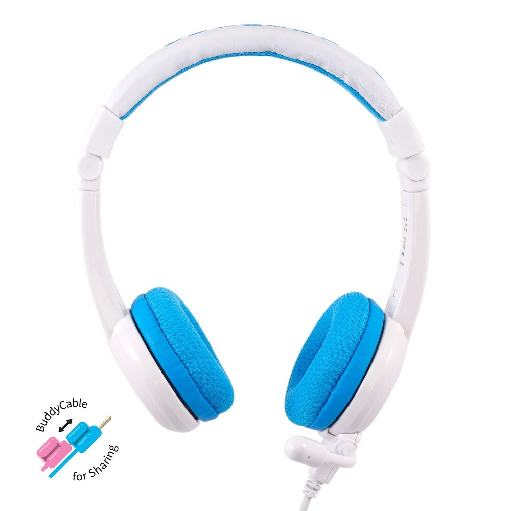 Buddyphones School plus (Blue) (Blue)