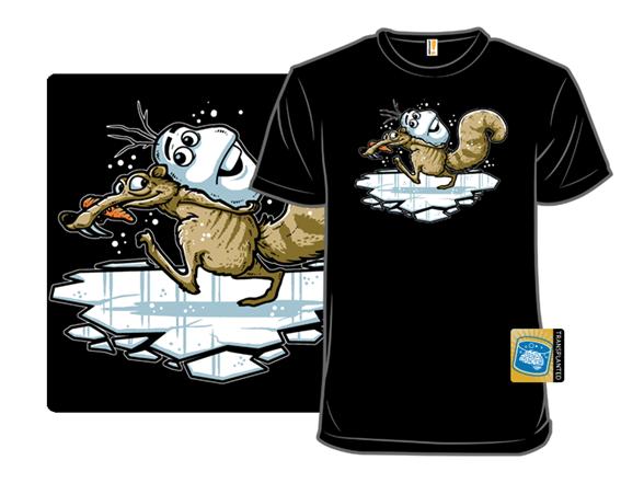 Frozen Age T Shirt